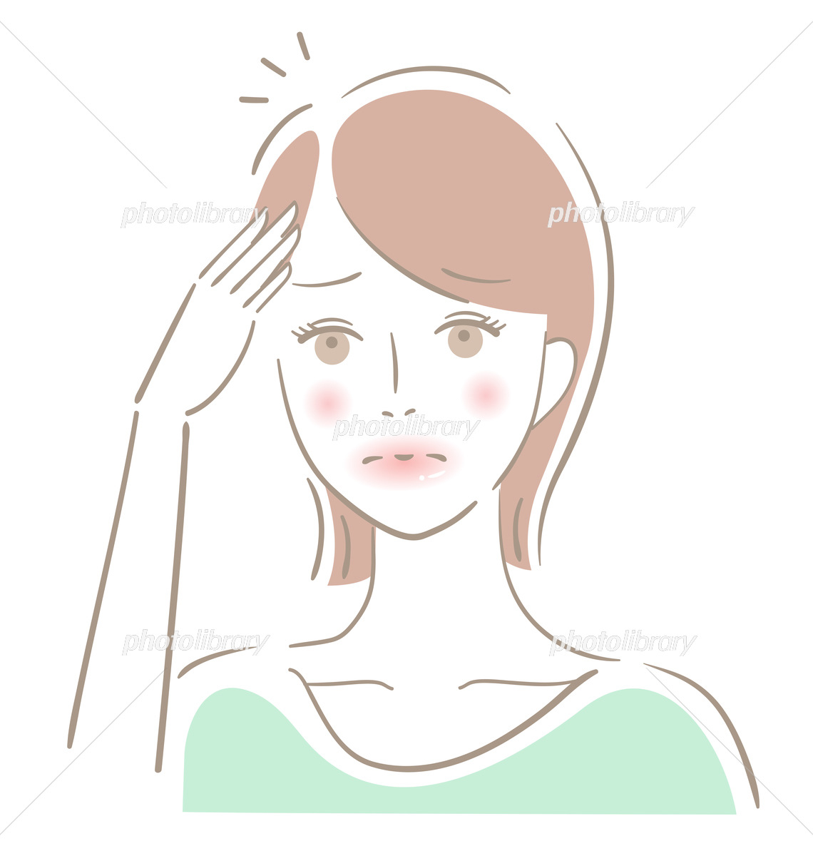 分け目 薄毛 薄毛、コシがない、分け目が目立つ…髪のお悩みを抜本的に解決する方法