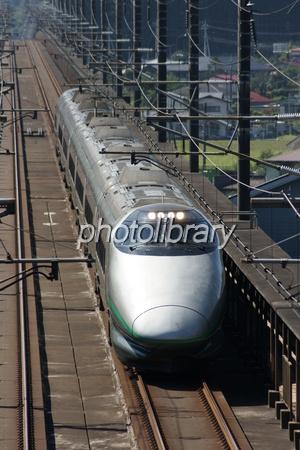 山形新幹線 400系つばさの写真素材 無料 フリー