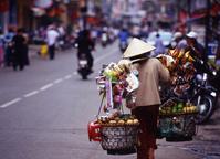 Women peddlers of Vietnam Stock photo [308740] Asia