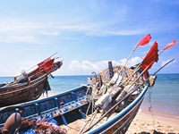 Pattani of fishing boat Stock photo [309008] Thailand